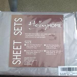 New! Queen Bedsheets!